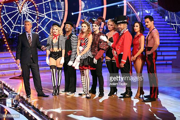 STARS Episode 1907 Dancing with the Stars treated viewers to a thrilling 'spooktacular' night filled with scary and chilling performances on MONDAY...