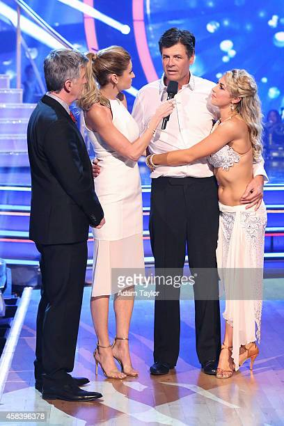 STARS Episode 1908 At the end of the night the next couple eliminated was Michael Waltrip and Emma Slater on Dancing with the Stars MONDAY NOVEMBER 3...