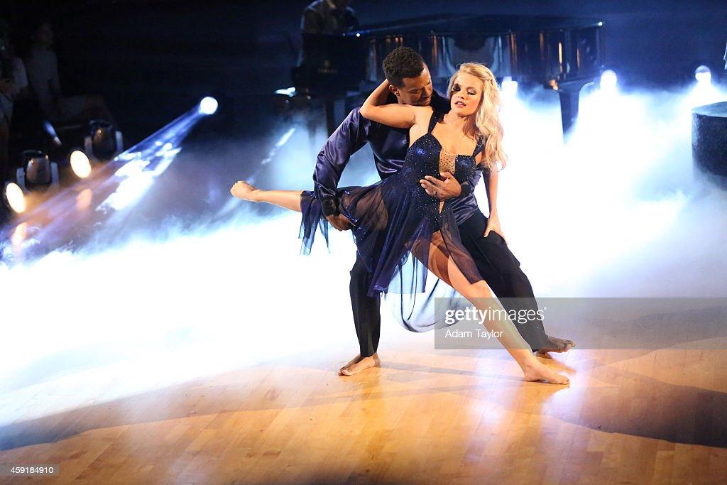 "ABC's ""Dancing With the Stars"" - Season 19 - Week Ten : News Photo"