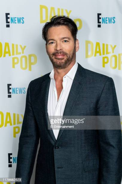 "Singer Harry Connick Jr stops by the set to talk about his new album ""True Love A Celebration of Cole Porter"""
