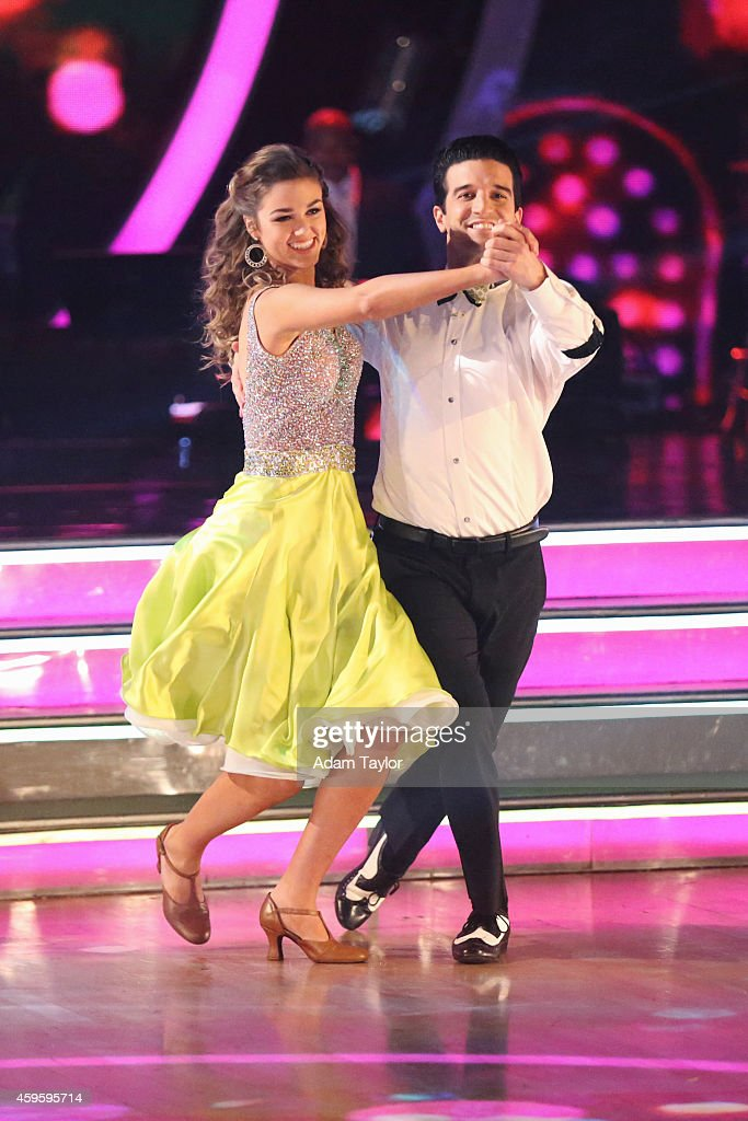 """ABC's """"Dancing With the Stars"""" - Season 19 - Finale - Day Two : News Photo"""