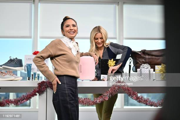 Daily Pop CoHosts Erin Lim and Morgan Stewart show of holiday gift ideas