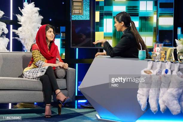 Episode 196 -- Pictured: Malala Yousafzai, Lilly Singh --