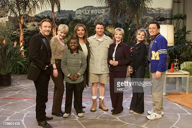 Actor/Media Personality Danny Bonaduce Actress Alison Arngrim Actor Gary Coleman Actress Dawn Wells Edd Hall Actress Florence Henderson Actress...