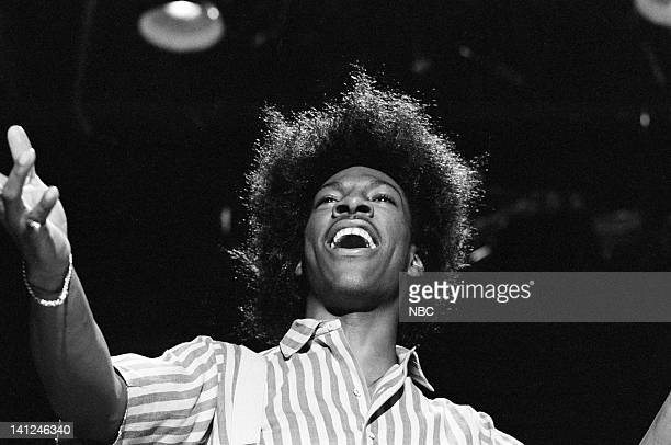 Eddie Murphy as Buckwheat during the 'BuhWeet Sings' skit on October 10 1981