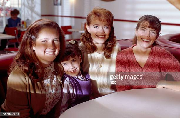 SISTERS 80% Episode 2 Pictured Riff Regan as young Georgie Reed Tasia Schutt as little Frankie Reed Sharon Martin as teenage Alex Reed Jill Novick as...