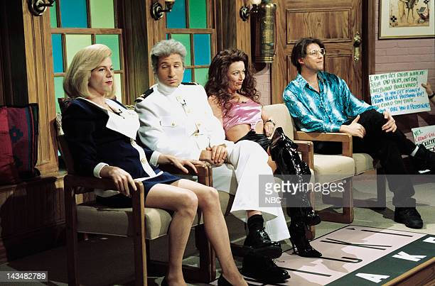 LIVE Episode 20 Air Date Pictured David Spade as John Cox David Duchovney as Richard Gere impersonator Morwenna Banks as Mary Wade Adam Sandler as...