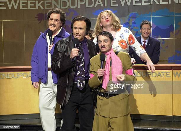 LIVE Episode 20 Air Date Pictured Darrell Hammond as Geraldo Rivera Will Ferrell as Neil Diamond Chris Kattan as Gay Hitler Jeff Richards as Drunk...