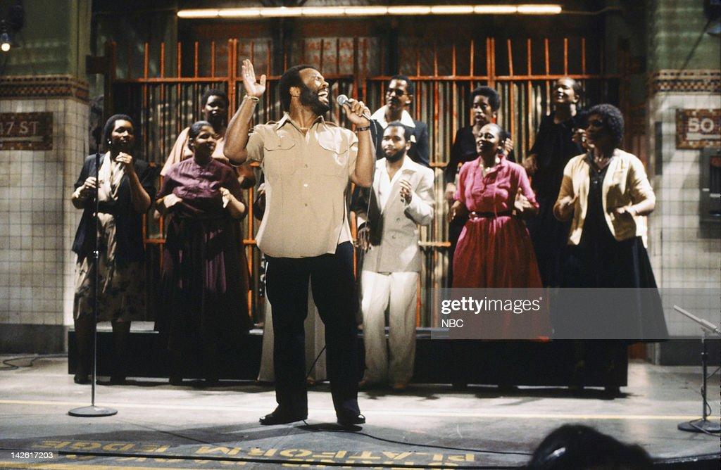 Saturday Night Live - Season 5 : News Photo
