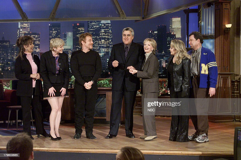 The Tonight Show with Jay Leno - Season 9 : News Photo