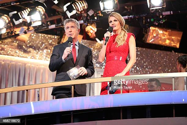 """Episode 2003"""" - The shirts came off when Latin Night returned to """"Dancing with the Stars"""" on MONDAY, MARCH 30 on the Walt Disney Television via Getty..."""