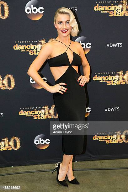 STARS 'Episode 2003' The shirts came off when Latin Night returned to 'Dancing with the Stars' on MONDAY MARCH 30 on the ABC Television Network The...