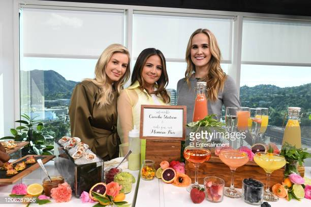 "Daily Pop CoHosts Morgan Stewart and Erin Lim are joined by Kirstin Maxwell Cooper of ""The Knot"" to talk about wedding trends"