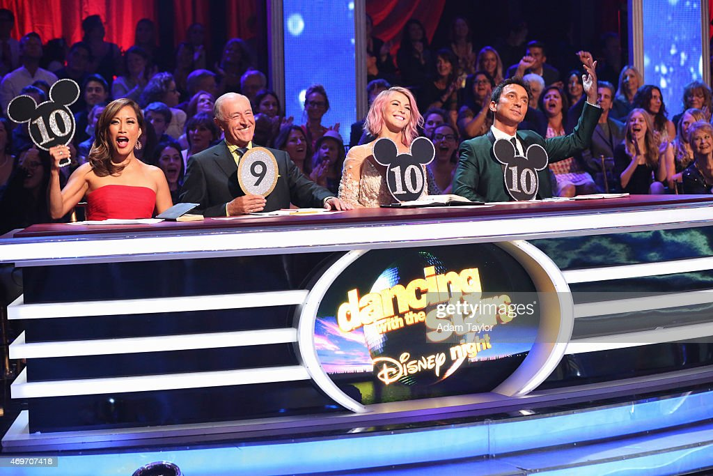 "ABC's ""Dancing With the Stars"" - Season 20 - Week Five"