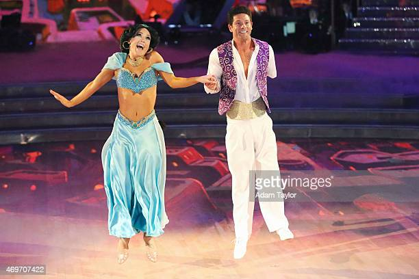 STARS Episode 2005 Dancing with the Stars marked the halfway point of the competition with its biggest show yet Disney Night with all new celebrity...