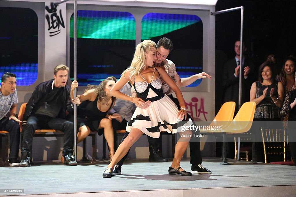 "ABC's ""Dancing With the Stars"" - Season 20 - Week Seven : News Photo"