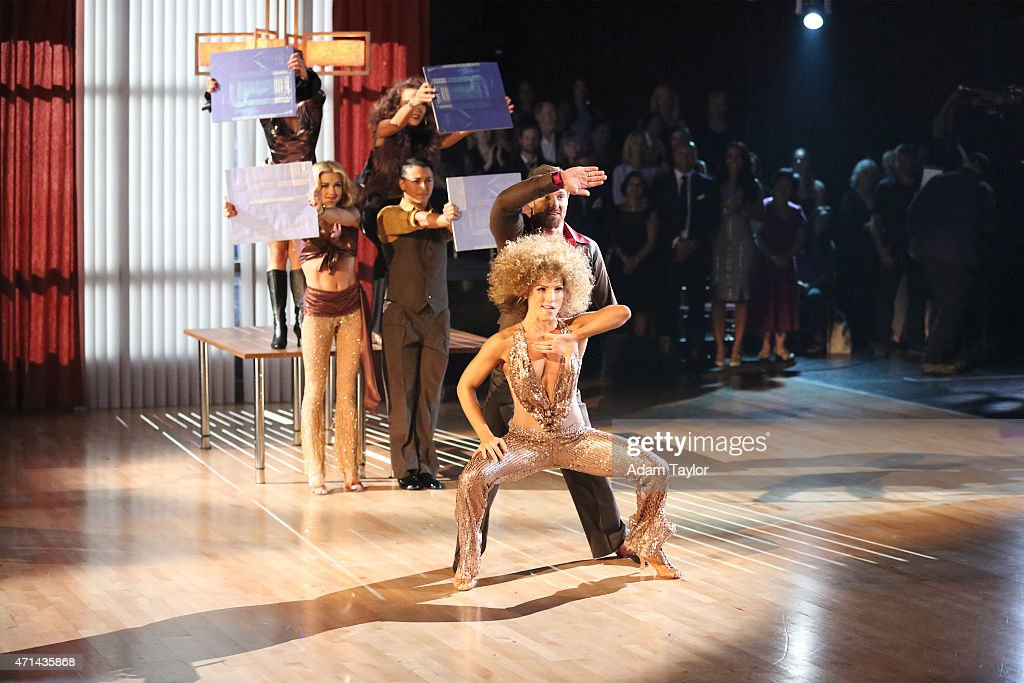 "ABC's ""Dancing With the Stars"" - Season 20 - Week Seven : News Photo"