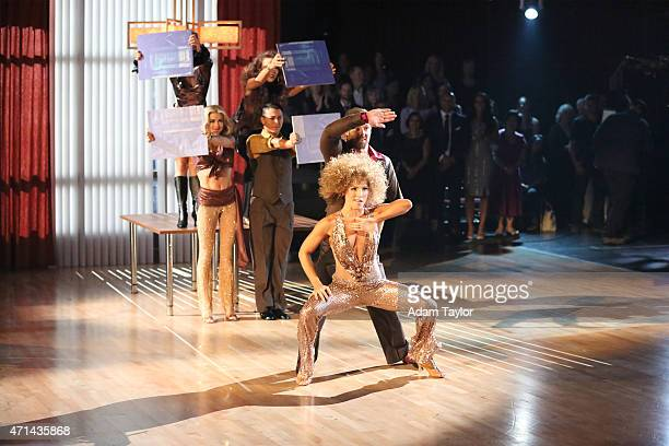 STARS Episode 2007 The seven remaining couples performed an iconic number from a different time period on Era's Night on Dancing with the Stars...