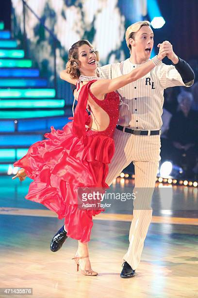 """Episode 2007"""" - The seven remaining couples performed an iconic number from a different time period on """"Era's Night,"""" on """"Dancing with the Stars,..."""