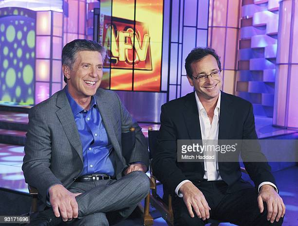 S FUNNIEST HOME VIDEOS 'Episode 2008' Former 'America's Funniest Home Videos' host Bob Saget returns as a guest cohost with Tom Bergeron in an...