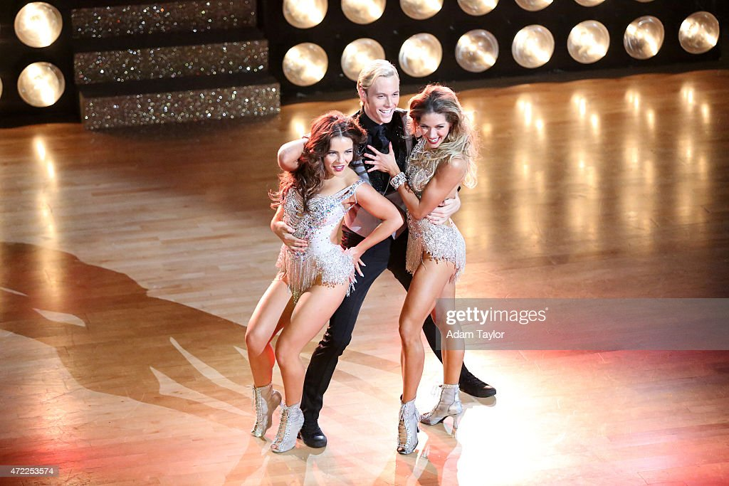 "ABC's ""Dancing With the Stars"" - Season 20 - Week Eight : ニュース写真"