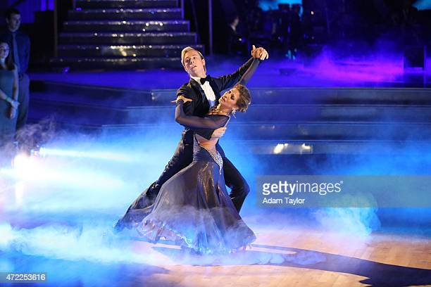 """Episode 2008"""" -- The six remaining couples on """"Dancing with the Stars"""" danced to a song and dance style voted on by viewers for """"AMERICA'S CHOICE""""..."""