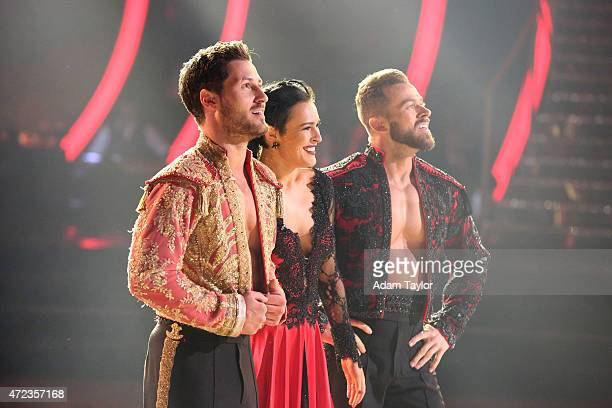 """Episode 2008A"""" - """"Dancing with the Stars: The Results"""" continued on TUESDAY, MAY 5 where Rumer Willis, Val Chmerkovskiy and Artem Chigvintsev gave an..."""