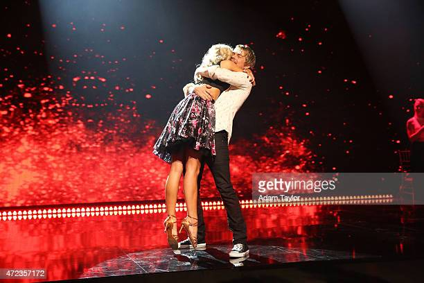 """Episode 2008A"""" - """"Dancing with the Stars: The Results"""" continued on TUESDAY, MAY 5 where couples faced a double elimination based on combining the..."""