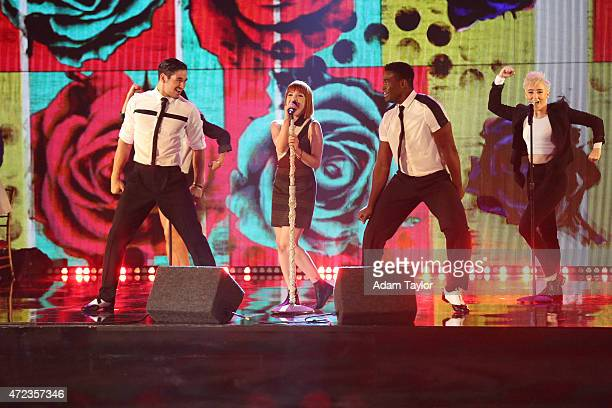 """Episode 2008A"""" - """"Dancing with the Stars: The Results"""" continued on TUESDAY, MAY 5 where pop star Carly Rae Jepsen performed her hit single """"I Really..."""