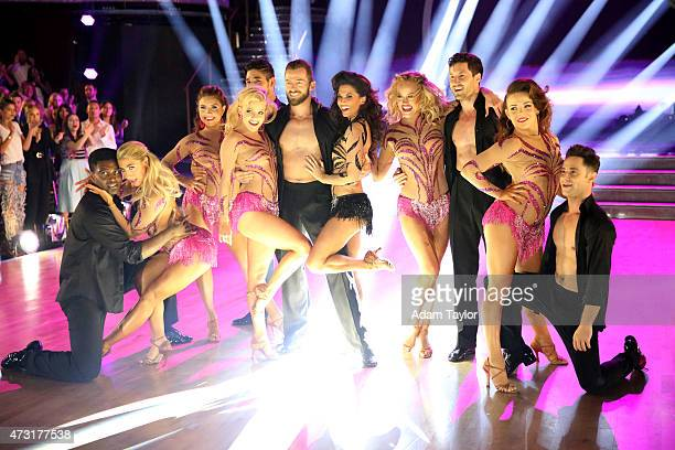 STARS 'Episode 2009' Four remaining couples advanced to the SEMIFINALS on 'Dancing with the Stars' this MONDAY MAY 11 The competition was neck and...