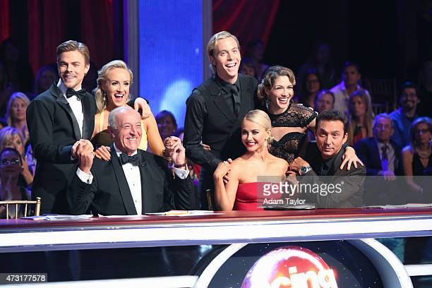 """Episode 2009"""" - Four remaining couples advanced to the SEMI-FINALS on """"Dancing with the Stars"""" this MONDAY, MAY 11 . The competition was neck and..."""