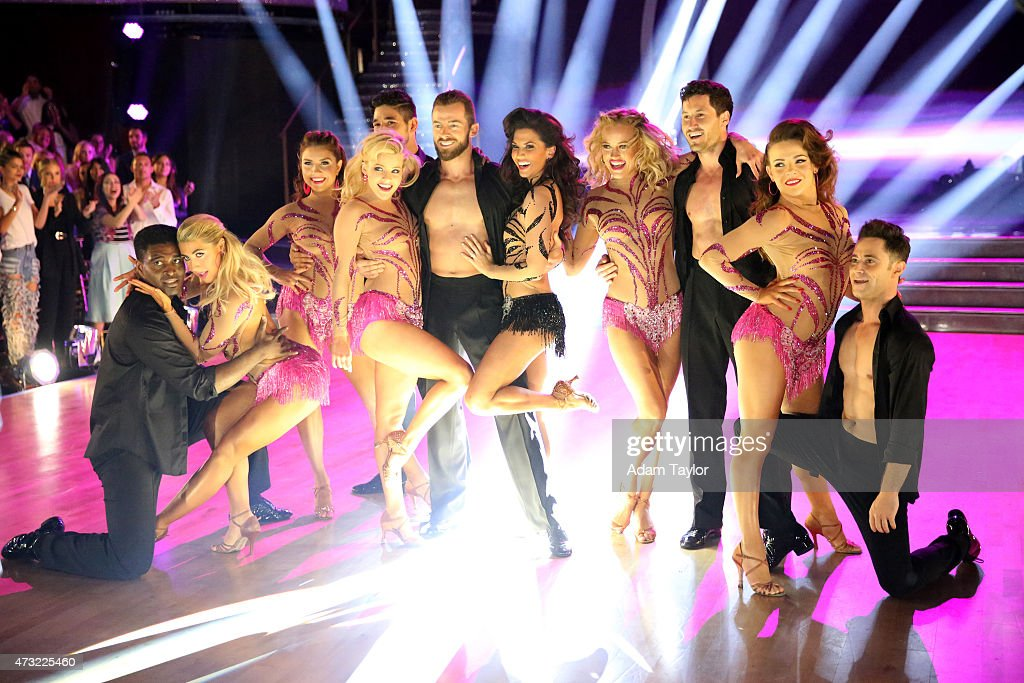 "ABC's ""Dancing With the Stars"" - Season 20 - Week Nine"
