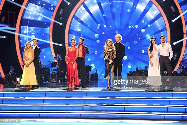 RESULTS Episode 2009A Dancing with the Stars The Results continued on TUESDAY MAY 12 At the end of the night one couple went home and three couples...