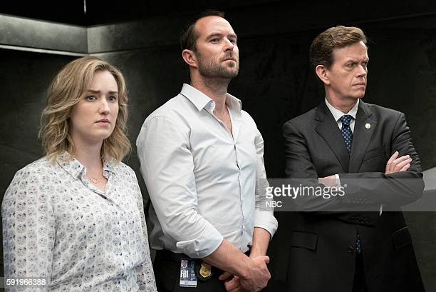 Ashley Johnson as Patterson Sullivan Stapleton as Kurt Weller Dylan Baker as Director Pellington