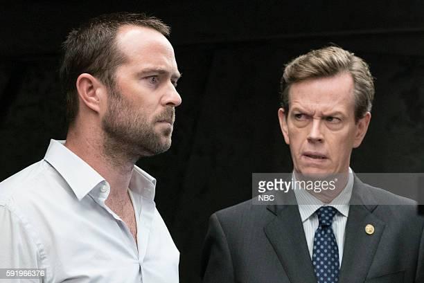 Sullivan Stapleton as Kurt Weller Dylan Baker as Director Pellington
