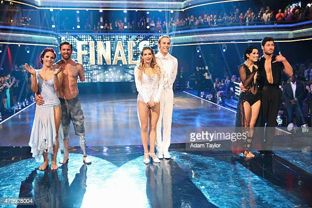STARS Episode 2010 After weeks of competitive dancing the three remaining couples advanced to the FINALS of Dancing with the Stars MONDAY MAY 18 The...