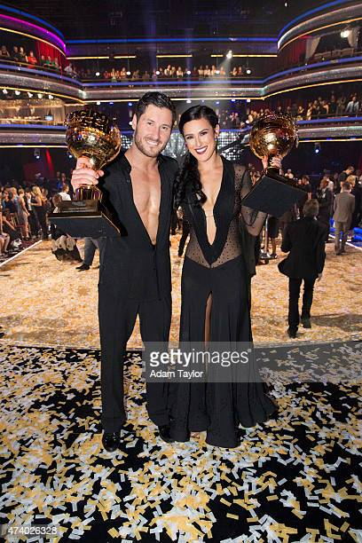 STARS Episode 2010A At the end of the night Rumor Willis and Val Chmerkovskiy were crowned the 10th Anniversary Season Champions and winners of the...