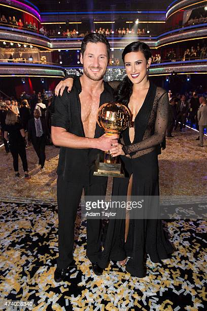 STARS 'Episode 2010A' At the end of the night Rumor Willis and Val Chmerkovskiy were crowned the 10th Anniversary Season Champions and winners of the...