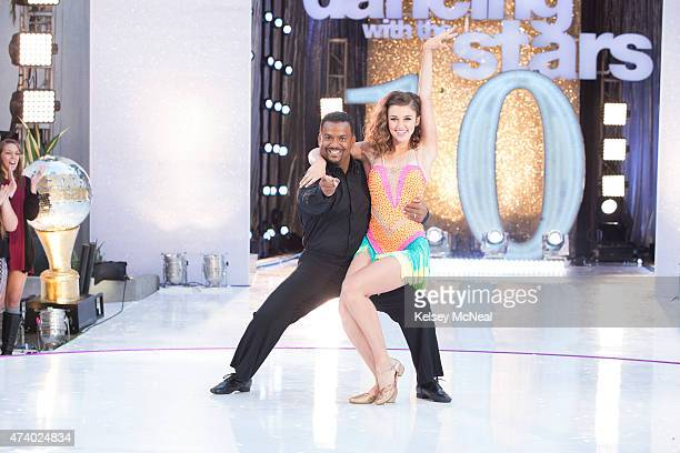 """Episode 2010A"""" - Fan favorites from past seasons Amy Purdy, Alfonso Ribeiro and Sadie Robertson returned to the ballroom for special performances, on..."""