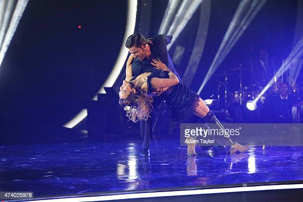 STARS 'Episode 2010A' Fan favorites from past seasons Amy Purdy Alfonso Ribeiro and Sadie Robertson returned to the ballroom for special performances...
