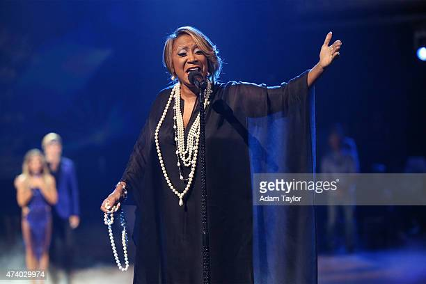 STARS 'Episode 2010A' Grammy award winning artist Patti LaBelle performed her hit song '2 Steps Away on the twohour Season Finale on TUESDAY MAY 19...