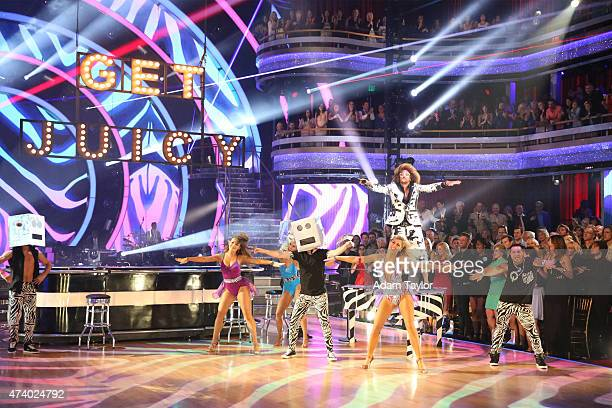 """Episode 2010A"""" - The finale featured a performance to """"Juicy Wiggle,"""" by RedFoo, during the two-hour Season Finale on TUESDAY, MAY 19 , on Walt..."""
