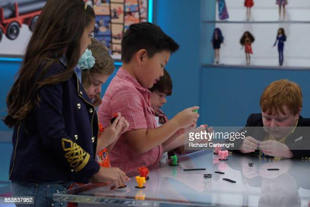 BOX 'Episode 203' A portable set of carnival games a customizable plush toy an adjustable sprinkler system and more compete for a chance to win big...
