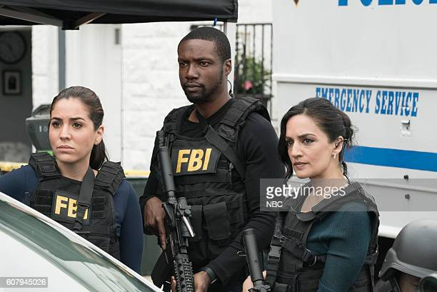 Audrey Esparza as Tasha Zapata Rob Brown as Edgar Reade Archie Panjabi as Nas Kamal