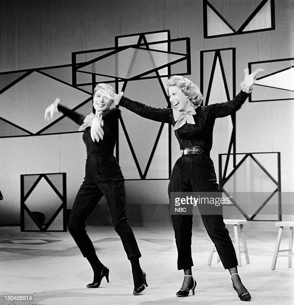 Shirley MacLaine host Dinah Shore