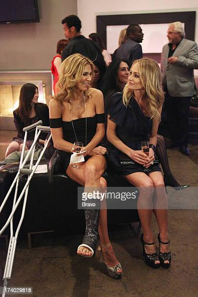 HILLS Episode 204 'Gossip Girls' Pictured Brandi Glanville Taylor Armstrong