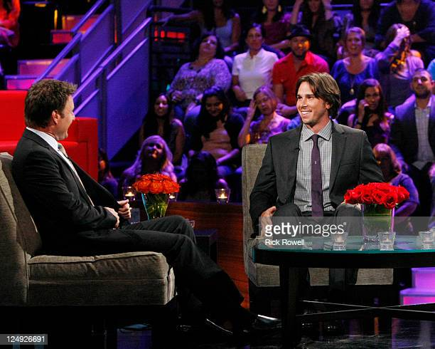 PAD 'Episode 206' Viewers will be introduced to the new Bachelor Ben Flajnik as Chris Harrison interviews the next man to look for love on ABC's hit...
