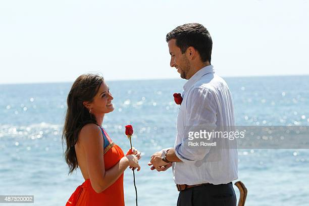 PARADISE Episode 206B On MONDAY SEPTEMBER 7 on the Walt Disney Television via Getty Images Television Network as the final rose ceremony commences...