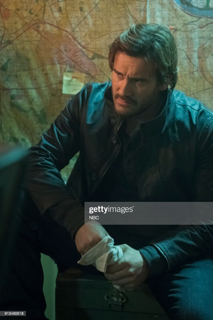 TAKEN -- 'OPSEC' Episode 207 -- Pictured: Clive Standen as Bryan Mills --