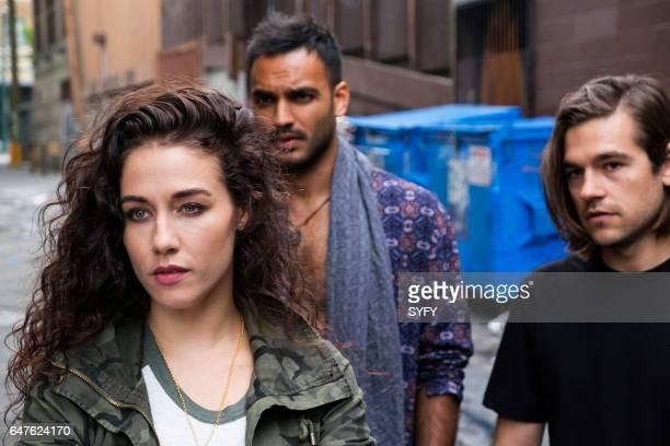 Jade Tailor as Kady Arjun Gupta as Penny Jason Ralph as Quentin